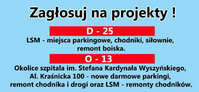 Budżet Obywatelski D-25 iO-13